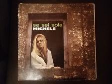 33 giri originale MICHELE MAISANO - SE SEI SOLA (RCA)