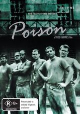 Poison (DVD, 2008) REGION-ALL, NEW AND SEALED, FREE POST IN AUSTRALIA
