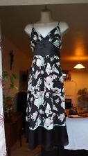 Ted Baker Silk Dress Size 2 UK 10