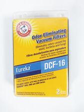 New Arm & Hammer Eureka DCF-16 Foam Filter 63145A 2 Pack