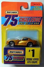 Dodge Modellautos, - LKWs & -Busse von Matchbox