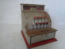 Vintage Junior Merchant Toy Cash Register by Kamkap, Inc. (Cat.#7C018)