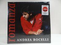 Andrea Bocelli - Romanza - 2x LP Target Exclusive Red Vinyl