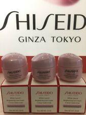 SHISEIDO White Lucent Brightening Gel Cream Size: 15 ml x 3 bottles (45ml)