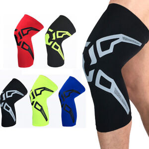 Sports Support Short Knee Protectors Fashion Pattern Basketball Protective Gear