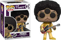 Prince THIRD 3rd EYE GIRL FUNKO Pop Vinyl NEW in Box
