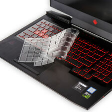 "TPU Keyboard Cover Protect for HP Omen 15.6"" 15-ce006tx Gaming Laptop"