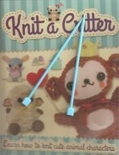 Knit a Critter Learn How to Knit Cute Animal Chara