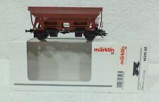 Marklin 46315 -02 NS Nederlandse stortwagen kortkoppel beladen echte steenkool