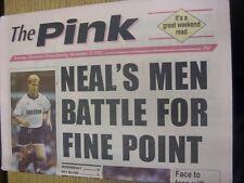 28/11/1993 COVENTRY evening Telegraph il rosa: principali titolo recita: sfortunato CIT