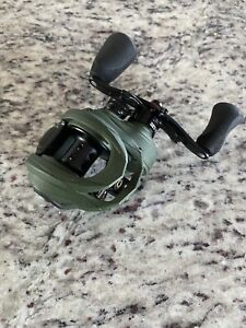 Abu Garcia Zata BaitCasting Reel, Zata-HSL, New for 2020, Left Hand New No Box