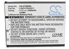 Battery For ALCATEL One Touc POP, POP C1, POP C2, One Touch 903, 903D, 908, 908F