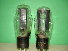 Pair Sylvania 5Z3 Vacuum Tubes