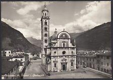 AA4946 Sondrio - Provincia - Madonna di Tirano - Santuario - Cartolina postale