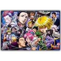 Animation Full-time Hunter Classic Poster Only Draw Core 20*30cm +