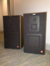 Vintage SONY APM-615 Floor Standing Speakers 300W Tested Working