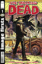 IMAGE FIRSTS: WALKING DEAD #1, New, Image Comics (2016)