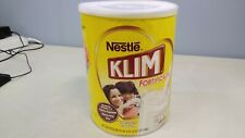 Nestle Klim Fortificada (Large Can) Dry Whole Milk Powder 56.4 Oz. Canister