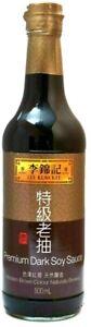 Lee Kum Kee Premium Dark Soy Sauce 16.9 oz