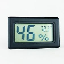 Mini LCD Digital Indoor Temperature & Humidity Gauge Thermometer Hygrometer