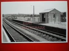 PHOTO  NEWTON ST CYRES RAILWAY STATION