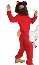 COUNTRY LOVIN' COMICAL ADULT HALLOWEEN COSTUME MEN'S SIZE STANDARD