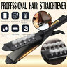 4 Gear Ceramic Tourmaline Ionic Flat Iron Hair Straightener Professional Gliders