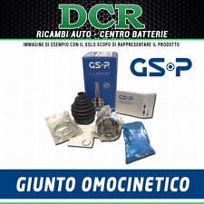 Coppia giunti omocinetici lato ruota GSP 810098 CITROEN FIAT PEUGEOT