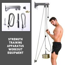 Pulley Cable Home-GYM Accessories strength Training Apparatus Workout Equipment
