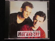 Labours Of Love - The Best Of Hue And Cry (CD)