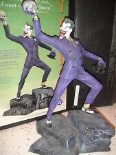 THE JOKER Full STATUE By PAQUET DC Comics BATMAN Bust Figure Figurine TOY
