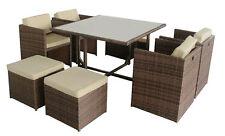 Garten-Tische & Stuhl-Sets mit bis zu 6 Sitzplätzen