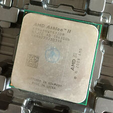 AMD Athlon X3 460 460 - 3.4GHz II Triple-core procesador (ADX460WFK32GM)