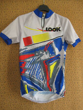 Maillot cycliste LOOK cycling By Biemme Sport Jersey Vintage - S