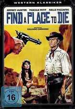Find a Place to Die | Western | Klassiker | Italowestern | Hunter [FSK16] DVD