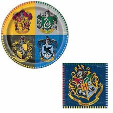 HarryPotter Plates and Napkins Pack - Plates, Napkins NEW