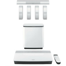 Bose Lifestyle 650 5.1 Lautsprecher System Weiß