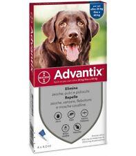Bayer Advantix Antiparassitario Spot-On per cani oltre 25 kg fino a 40 kg - 4Pip