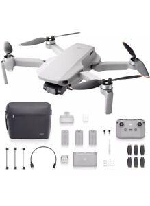 DJI Mini 2 4K Mavic Mini 2 Ultraportable Drone Fly More Combo