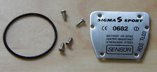 New Sigma Sport 0682 TL03 Back Plate 2003 RDS Wireless Speed Transmitter Sensor