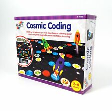 Cosmic Coding Board Game Galt Teaches the Basics of Computer Science Age 6+