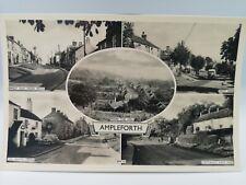 Ampleforth Vintage Postcard RP