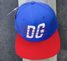Dc Shoes Skareboard Robson Blue Mens Hat One size Fit Snapback