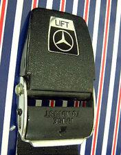 2 x Kangol Mercedes Seatbelt Buckle Stickers