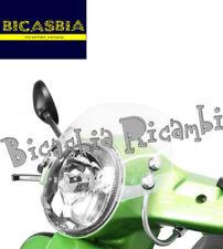 11636 - PARABRISAS TRANSPARENTE 34 CM X 10,5 VESPA 125 200 250 300 GT GTS