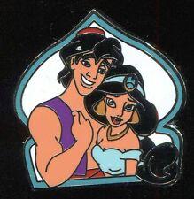 Disney Couples Mystery Aladdin and Jasmine Disney Pin 95867