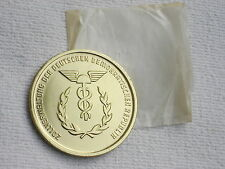 DDR administration de douane Médaille pour Protection travailleur et bauernmacht