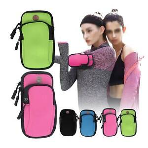 Armband Sports Running Jogging Gym Arm Band Holder Bag For Mobile Phones Keys