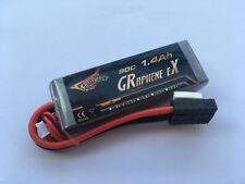 Traxxas 1400mAh 11.1V 90C LiPo Graphene Battery 1:16 E-Revo / Slash 4X4 / Summit