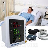 neue lebenszeichen icu/ccu patienten überwachen 3 parameter nibp spo2+pr CMS5100